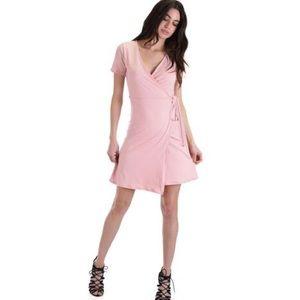 Lyss Loo Don't Tell 'Em Women's Wrap Dress